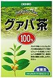 オリヒロ NLティー 100% グァバ茶 2g*26包