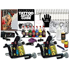 Stimulus Tattoo Kit