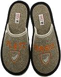 Adelheid Platzhirsch Filz 12140263651 Herren Pantoffeln