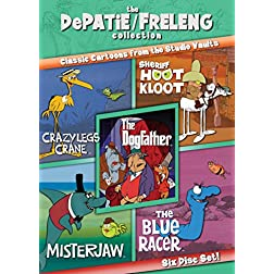 The DePatie/Freleng Collection Vol.2