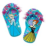 Disney Store - Girls - Frozen Anna and Elsa - Flip Flops