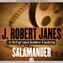 Salamander: A St-Cyr and Kohler Mystery, Book 5 Audiobook by J. Robert Janes Narrated by Jean Brassard
