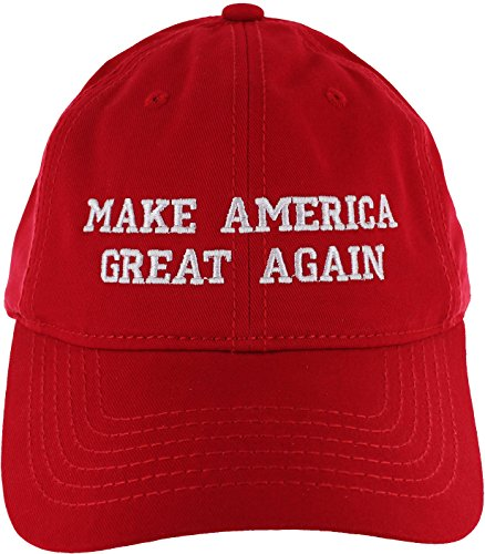 Make America Great Again Baseball Cap Dad Hat Donald Trump Campaign Hat - USA (Officials Cap compare prices)