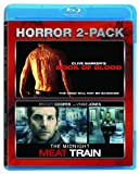 Clive Barker's Book Of Blood Midnight Meat Train Blu-Ray