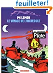Philmon, Tome 5 : Le voyage de l'inc...