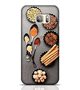 Stylebaby Indian Spices Samsung Galaxy S7 Edge Phone Case