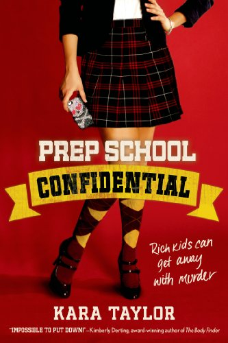Prep School Confidential (Prep School Confidential Novel)