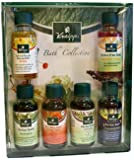Kneipp 6 x 20ml Piece Bath Oil Herbal Bath Collection Inc Pure Bliss & Lavender