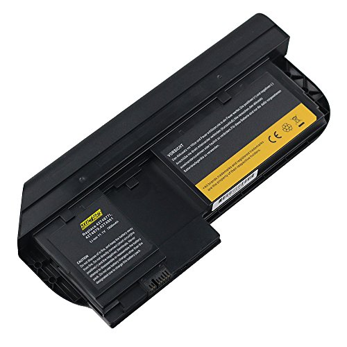 Exxact Parts Solutions®LENOVO compatible 9-Cell 11.1V 7800mAh High Capacity Generic Replacement Laptop Battery for Lenovo: ThinkPad X220t,ThinkPad X220 Tablet,ThinkPad X220i Tablet