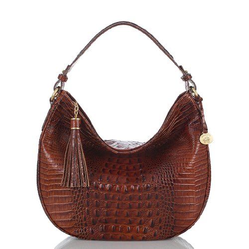 Kathleen Hobo Bag<br>Pecan Melbourne