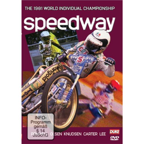 The 1981 World Individual Championship Speedway [DVD]