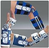 """DeROM Dynamic Range of Motion Splints - Wrist Splint, Size D, MP width 2 1/4""""- 3 3/4"""""""