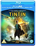 The Adventures of Tintin: The Secret Of The Unicorn 3D [Blu-ray 3D - Blu-ray]