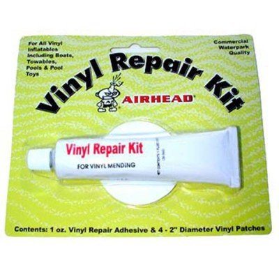 AMRK-AHRK-1.115 * Kwik Tek Airhead Vinyl Repair Kit for Inflatables (2 Count) (Ski Tube Repair Kit compare prices)