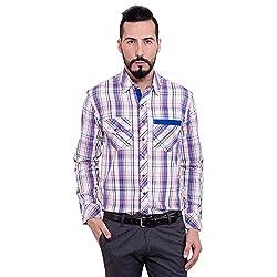 FBBIC Men's Smart Cotton Shirt