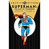 Superman: The Man of Tomorrow Archives, Vol. 2 (DC Archive Editions) Bill Finger, Jerry Coleman, Otto Binder and Robert Bernstein