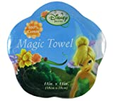 Disney Fairies Tinkerbell Magic Towel - Tinkerbell Hand Towel (Just Add Water!)