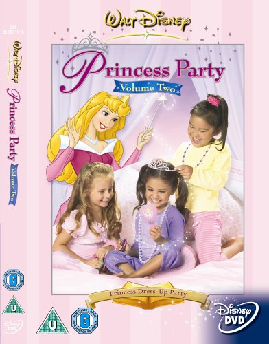 Disney Princess Party - Vol. 2 [DVD]