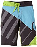 Quiksilver Pulse E19 Youth Boy's Boardshorts Black black Size:12 Jahre