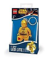 Lego Led - LG0KE18 - Star Wars - Porte-clés LED C3PO