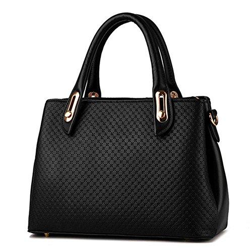 heykiss-lady-euroupe-and-america-korean-style-fashion-one-shoulder-handbagblack