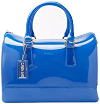 FURLA Candy M Top Handle Bag,Electric,One Size
