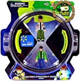 BEN 10 Walmart Exclusive figure 4 pack - Set A Ben, Heatblast, Ben (AF) and Swampfire