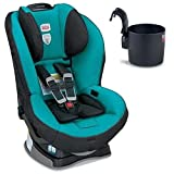 Britax Boulevard G4 Convertible Car Seat w Cup Holder - Laguna