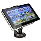 Provenice 7 HD Car GPS Navigation 4G 128M Touch Screen Multimedia Player Free Map Update