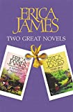 Erica James Two Great Novels - Erica James: A Breath of Fresh Air, Time for a Change