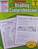 Scholastic Success with Reading Comprehension, Grade 5