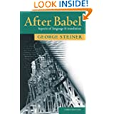 After Babel: Aspects of Language and Translation