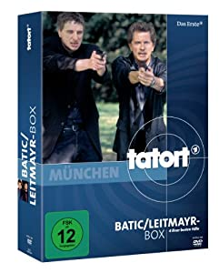 Tatort: Batic/Leitmayr-Box [4 DVDs]
