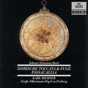 Toccata und Fuge Bwv 538/+