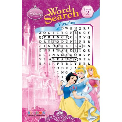 Disney Word Search Book - 1