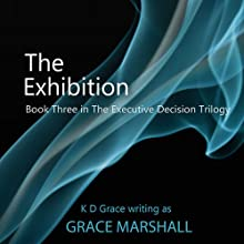 The Exhibition (       UNABRIDGED) by Grace Marshall Narrated by Bethany Baier