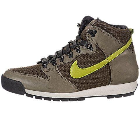 Nike Acg Lava Dunk High Premium - Ironstone / Volt, 10.5 D Us