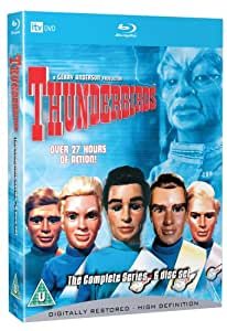 Thunderbirds Complete Collection [Blu-ray] [Import anglais]