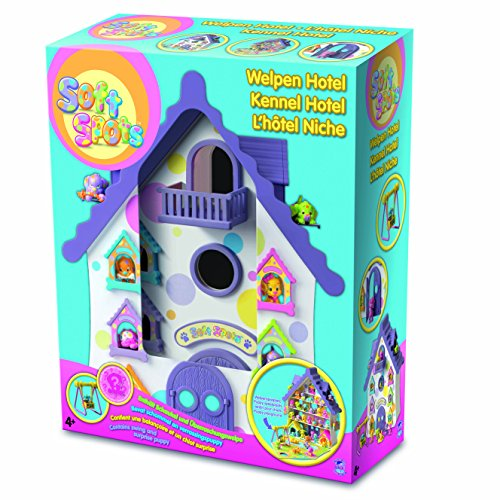 Soft Spots Kennel Hotel (Littlest Pet Shop Hotel Playset compare prices)