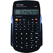 Sentry IndustriesCA65656-Function Scientific Calculator-SCIENTIFIC CALCULATOR