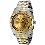 Invicta Men's 6857 II Collection Chronograph Two-Tone Stainless Steel Watch