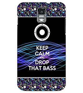SAMSUNG GALAXY S5 KEEP CALM Back Cover by PRINTSWAG