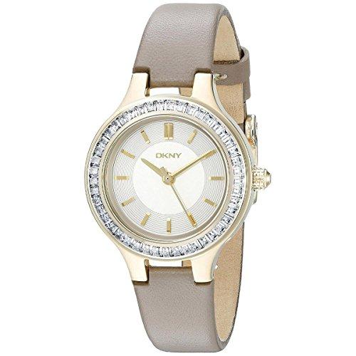 DKNY Damas Chambers Analógico Dress Cuarzo Reloj NY2432