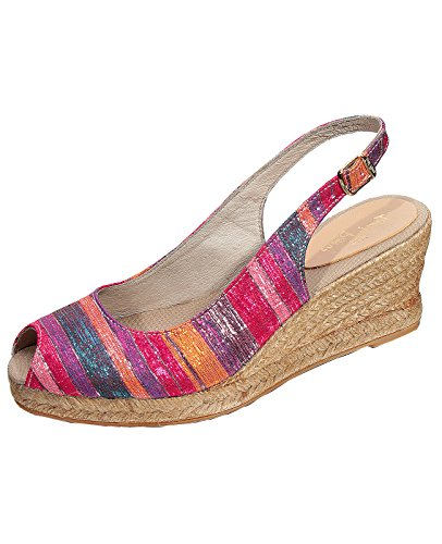 Toni Pons - Espadrillas Donna , Multicolore (multicolore), 37