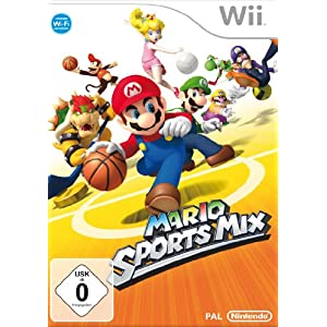 wii games aktion mario sports