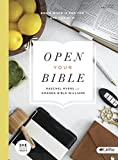 img - for Open Your Bible: God's Word is For You and For Now (Bible Study Book) book / textbook / text book