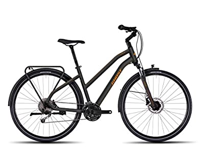 Ghost Square Trekking 5 Miss Trekking bike Ladies orange/black 2017 Trekking bike