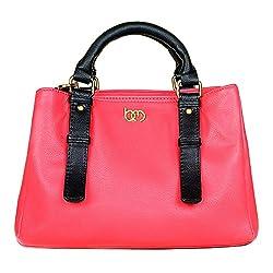 Bagsy Malone Handbag (Pink) (BMHA6F)