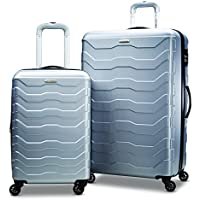 Samsonite TRX Lite 2 Piece Luggage Set (Silver)