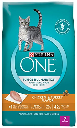 Purina ONE Smart Blend - Chicken & Turkey Adult Formula - 7l